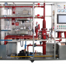 排水设备安装与控制实训装置