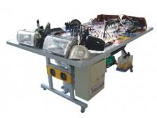 TY-QC502B型桑塔纳时代超人全车电器实训台(卧式)