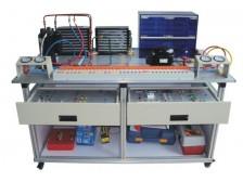 TY-9920HB空调冰箱组装与调试实训考核装置(智能考核型)