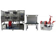 TYBG-1水泵及管道安装设计实训装置