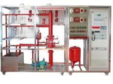 TY-X4型楼宇消防自动化系统综合实训装置