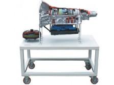 TY-QC729型自动变速器解剖展示台