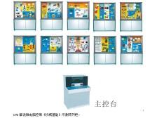 TY-810JC型《机械基础》示教陈列柜