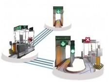 TYHF-1型高速公路收费站及监控实训系统
