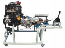 TY-719B桑塔纳2000发动机变速器解剖运行台