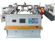 TYRX-3型柔性生产制造及机机器人自动化实训系统(工程型)