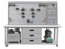 TYY-19C透明液压与气压传动PLC综合实训装置