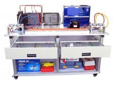 TY-9920H型现代制冷与空调系统实训考核装置