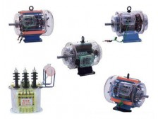 电动机、发动机、变压器模型