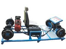 TY-QC324型汽车气压刹车系统实训台
