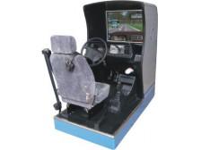 TYM-9型真车感受的汽车驾驶模拟器
