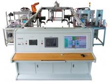 TYRX-2B型模块式柔性自动环形生产线实验系统(带机器人工程型)