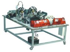 TY-QC504型帕萨特全车电器实训台(卧式)