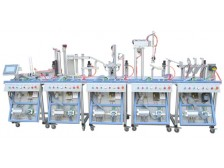 TYRX-1C型MPS机电一体化柔性生产线加工实训系统(5站)