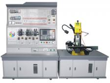 TY-800MH型数控铣床电气控制与维修实训台