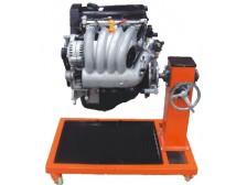 TY-QC719C型汽油电控发动机拆装实训台(发动机翻转台架)