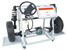 TY-QC330型液压助力转向与前悬挂实训台