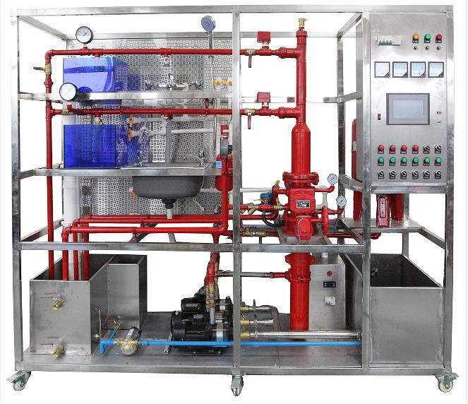 给排水系统实训设备